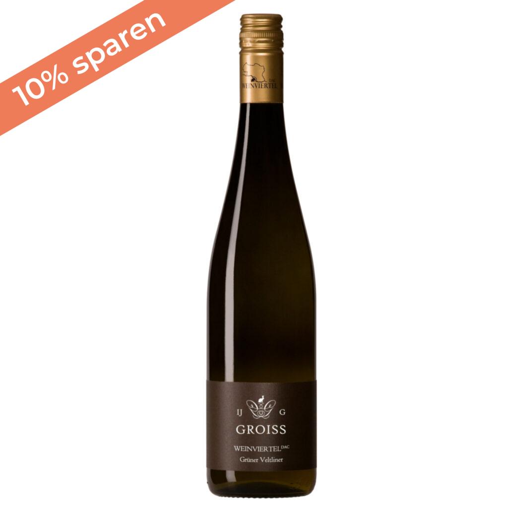 Grüner Veltliner - Weinviertel - Biowein