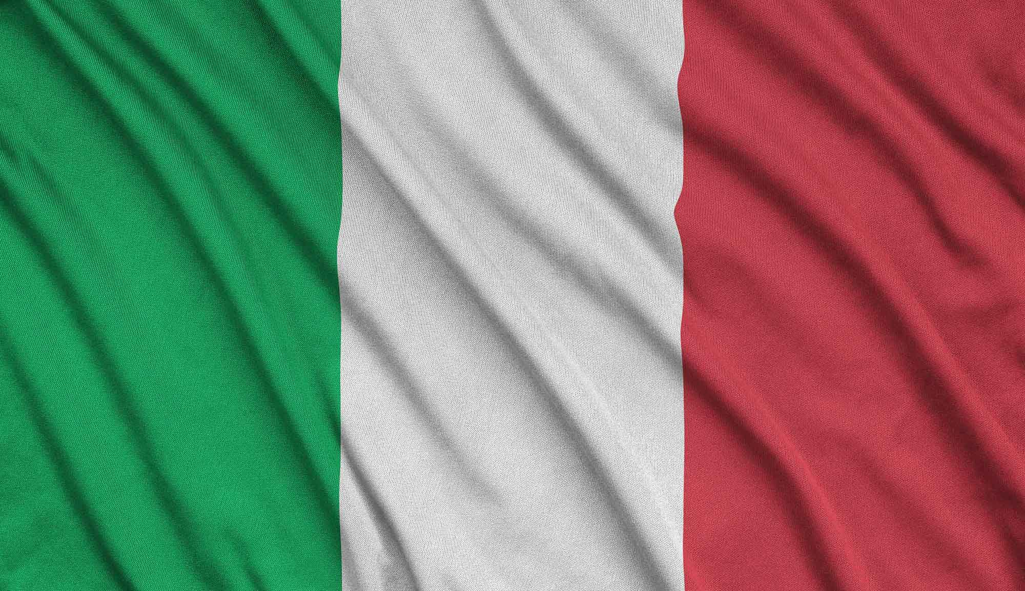 Schauen Sie sich die Weinauswahl aus Italien an